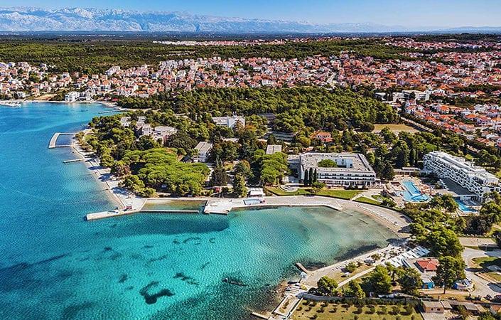 location bateau Zadar 2