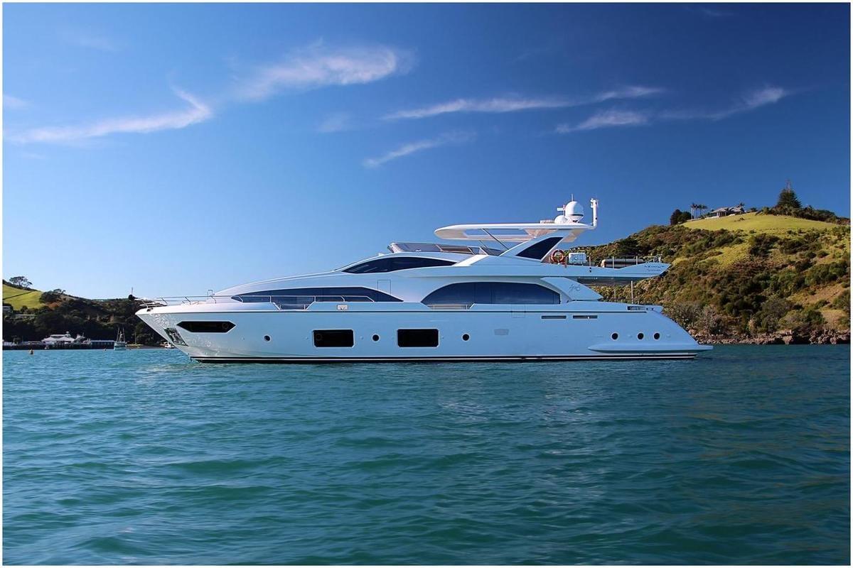 yacht en vente