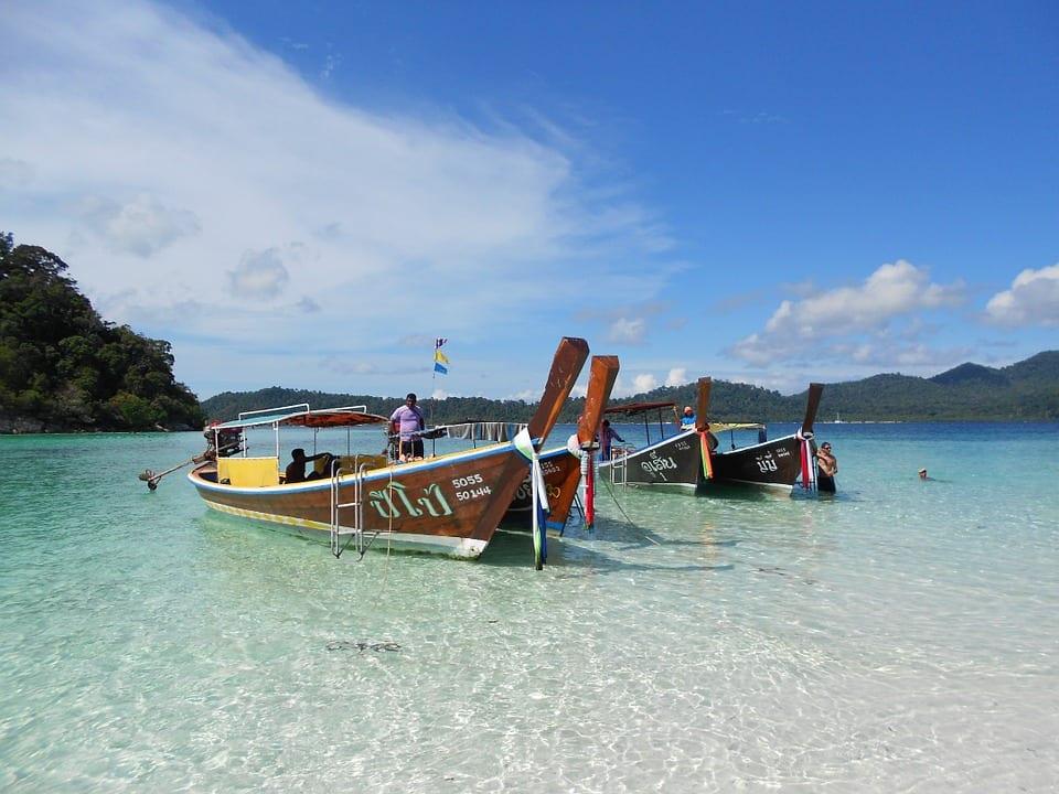 Location bateau Côte Pacifique 2