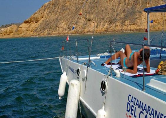 Location bateau Ile Margarita