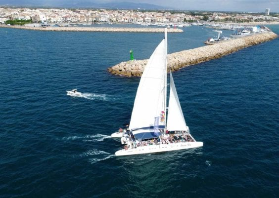 Location bateau Tarragone 1