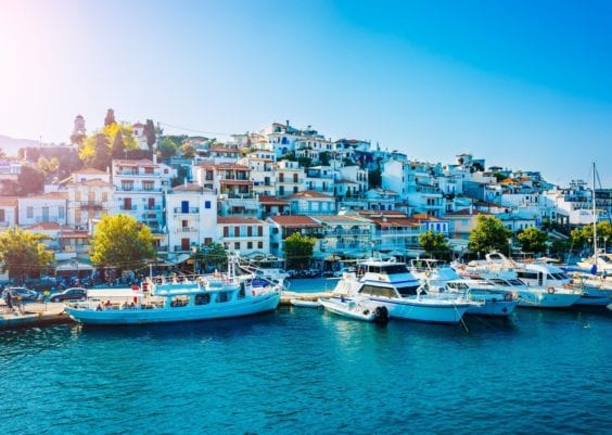Location bateau les Sporades 4