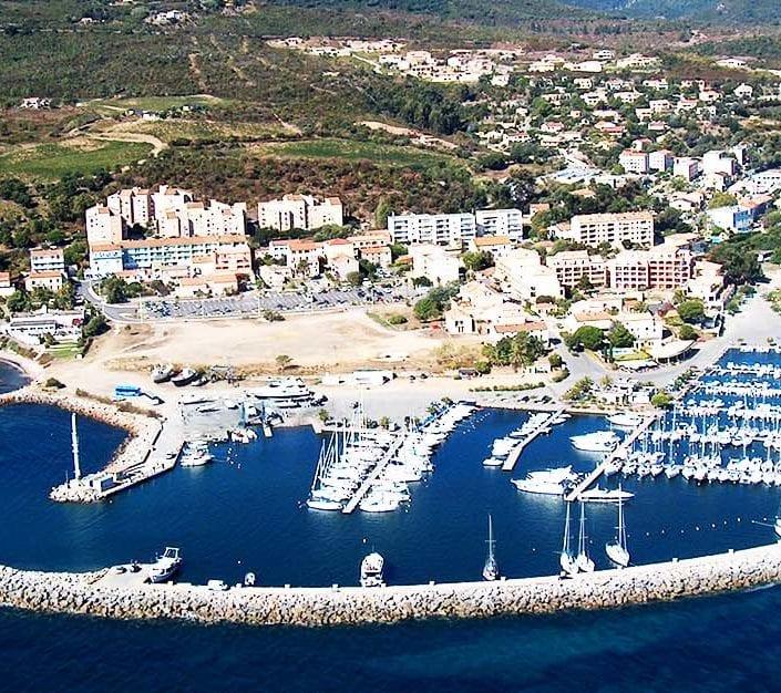location bateau Solenzara