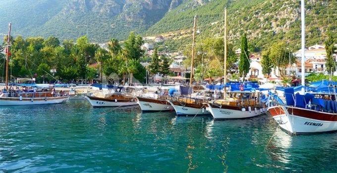 Location bateau Gocek 3