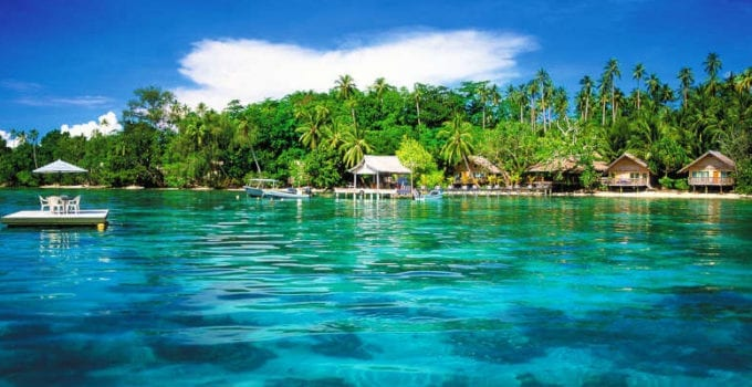 Location bateau Iles Salomon