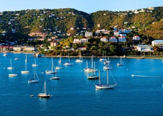 Location bateau Iles Vierges américaines 3