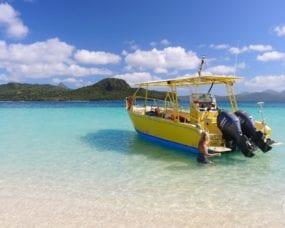 Location bateau Mayotte 1