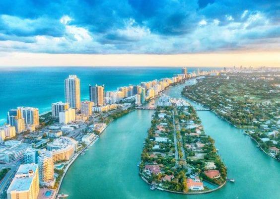 Location bateau Miami 1