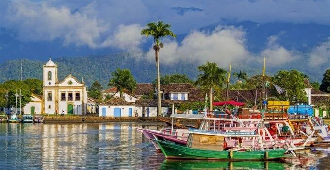 Location bateau Paraty 1