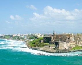 Location bateau Puerto Rico, ou le mélange de cultures