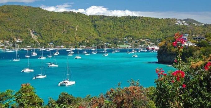 Location bateau St Vincent 2
