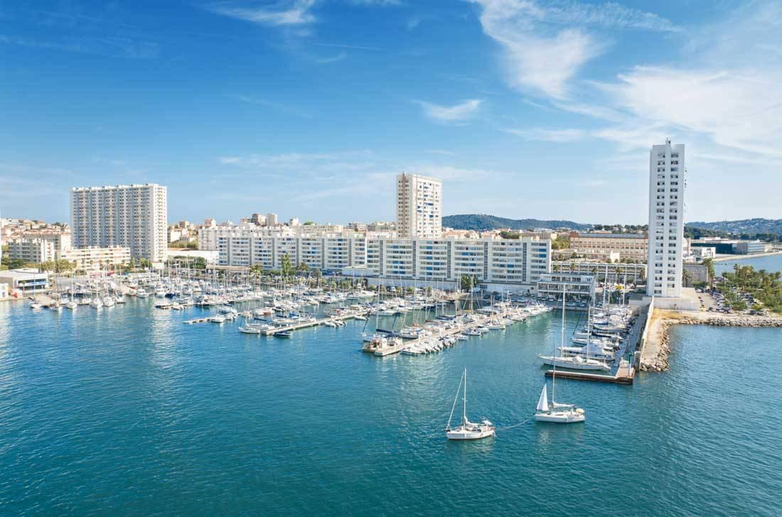 Location bateau Toulon 1