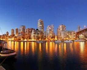 Location bateau Vancouver 1