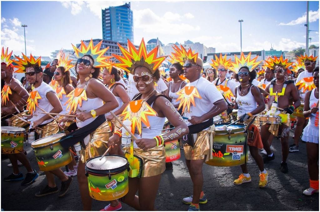 Le Carnaval de Martinique,
