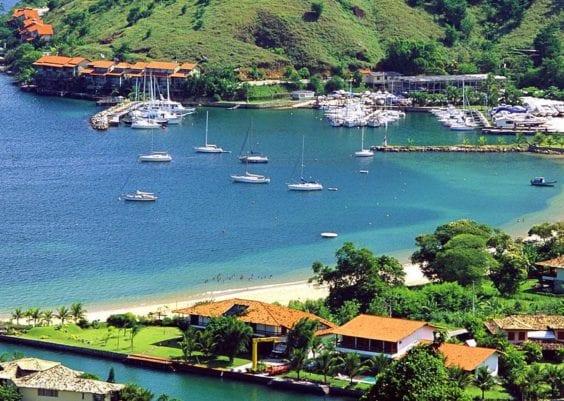 location bateau Angra Dos Reis