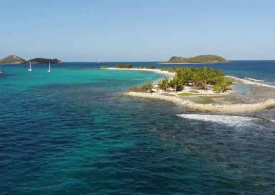 location bateau Grenadines 1