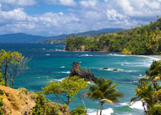 location bateau Trinidad