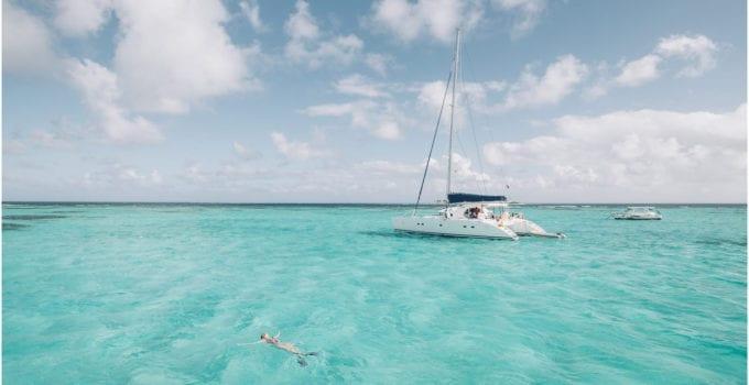 Partir en croisière aux Iles Grenadines en catamaran