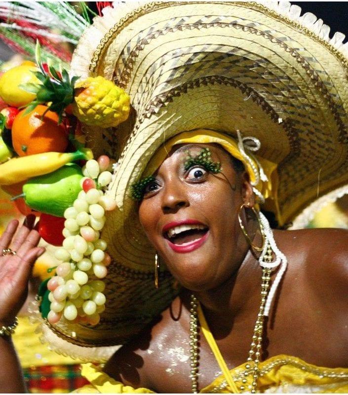 Le carnaval de la Guadeloupe