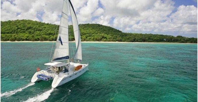 Les Antilles, un tour en bateau