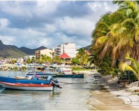 Tourisme en bateau à la Saint Martin