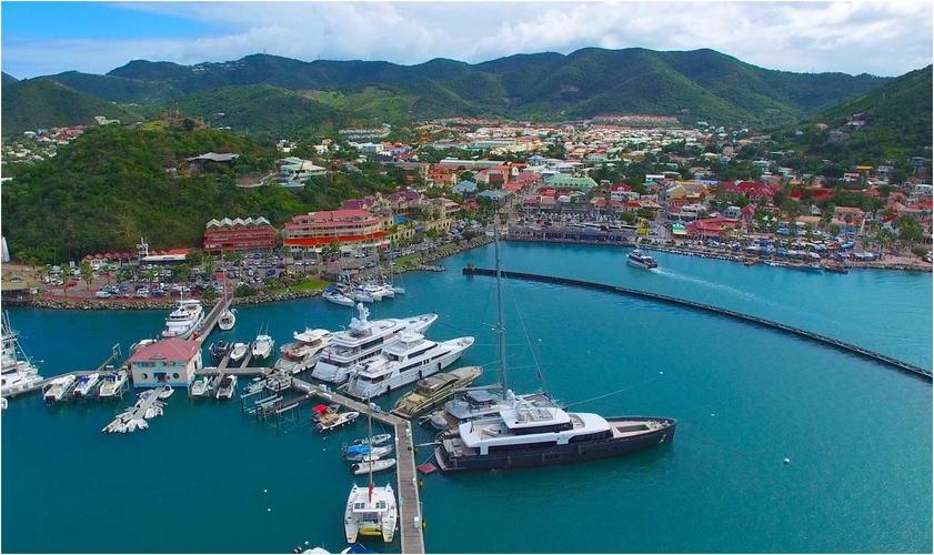 Location bateau Saint Martin