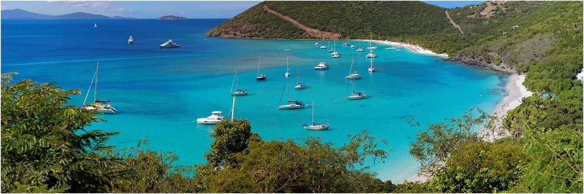 vacances de luxe aux iles vierges britanniques