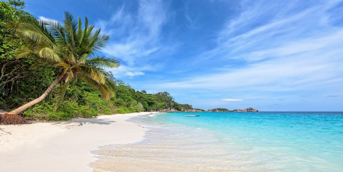 Vacances de luxe en Thailande