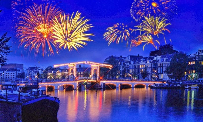 Amsterdam réveillon