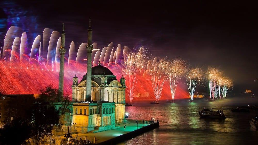 Istanbul réveillon