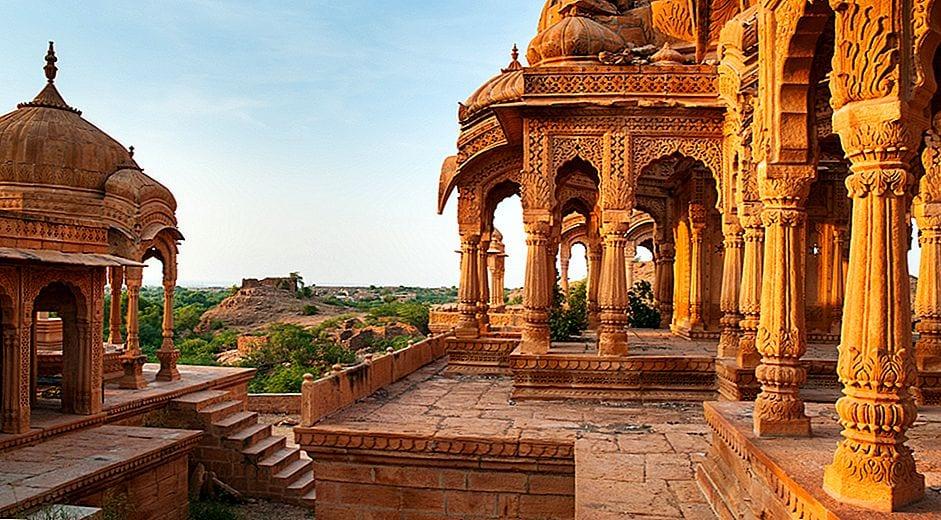 Jaisalmer réveillon