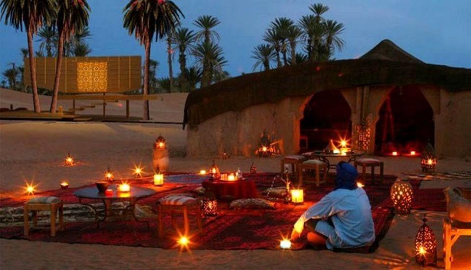 Marrakech réveillon