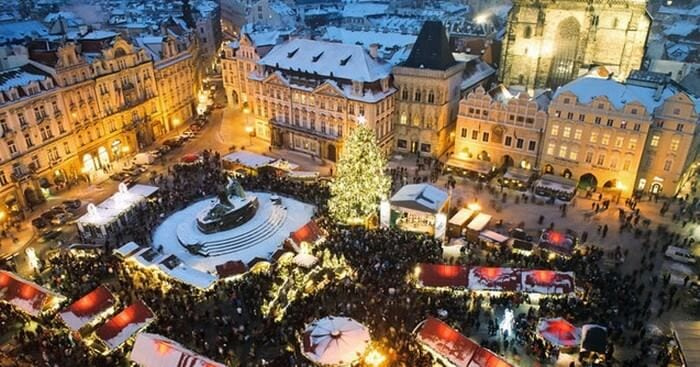 Prague réveillon