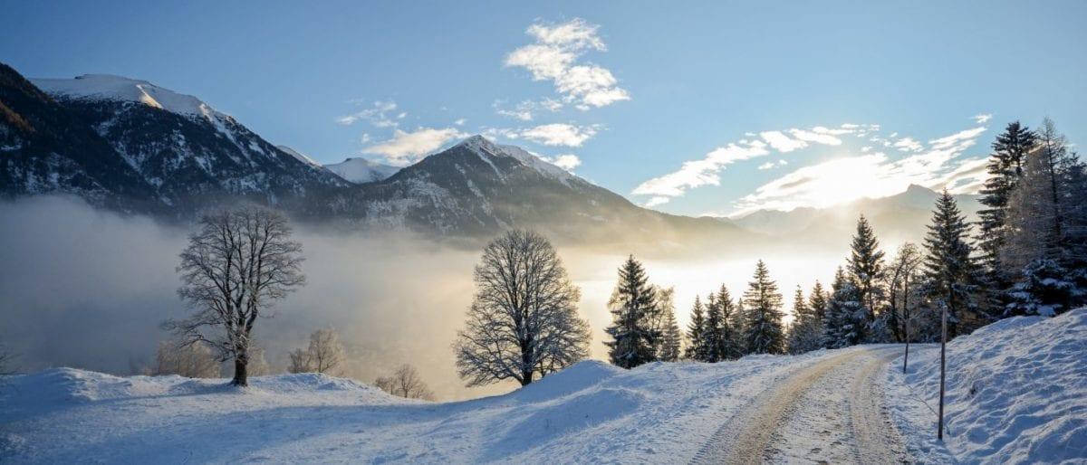 Reims en neige