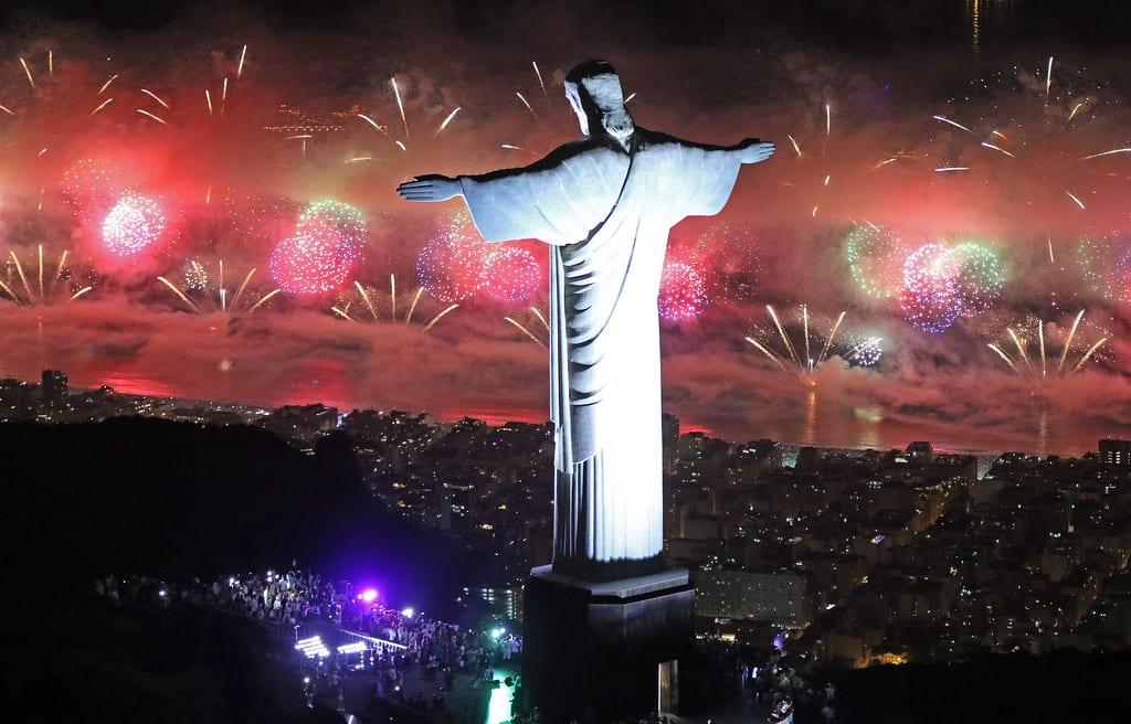 Rio de Janeiro réveillon