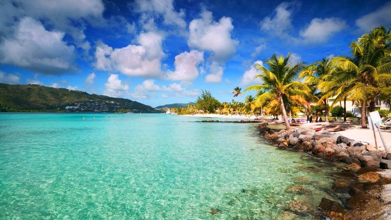 la Martinique réveillon